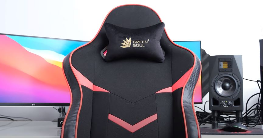 monster gaming chair
