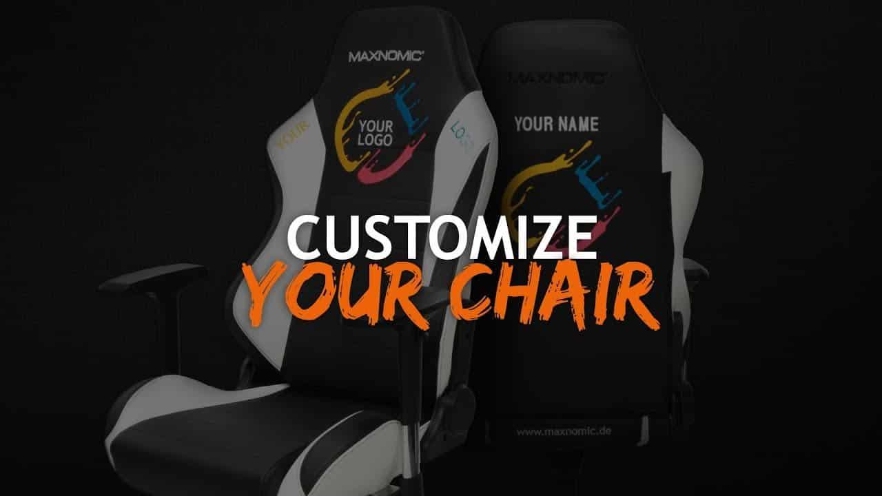 custom gaming chair
