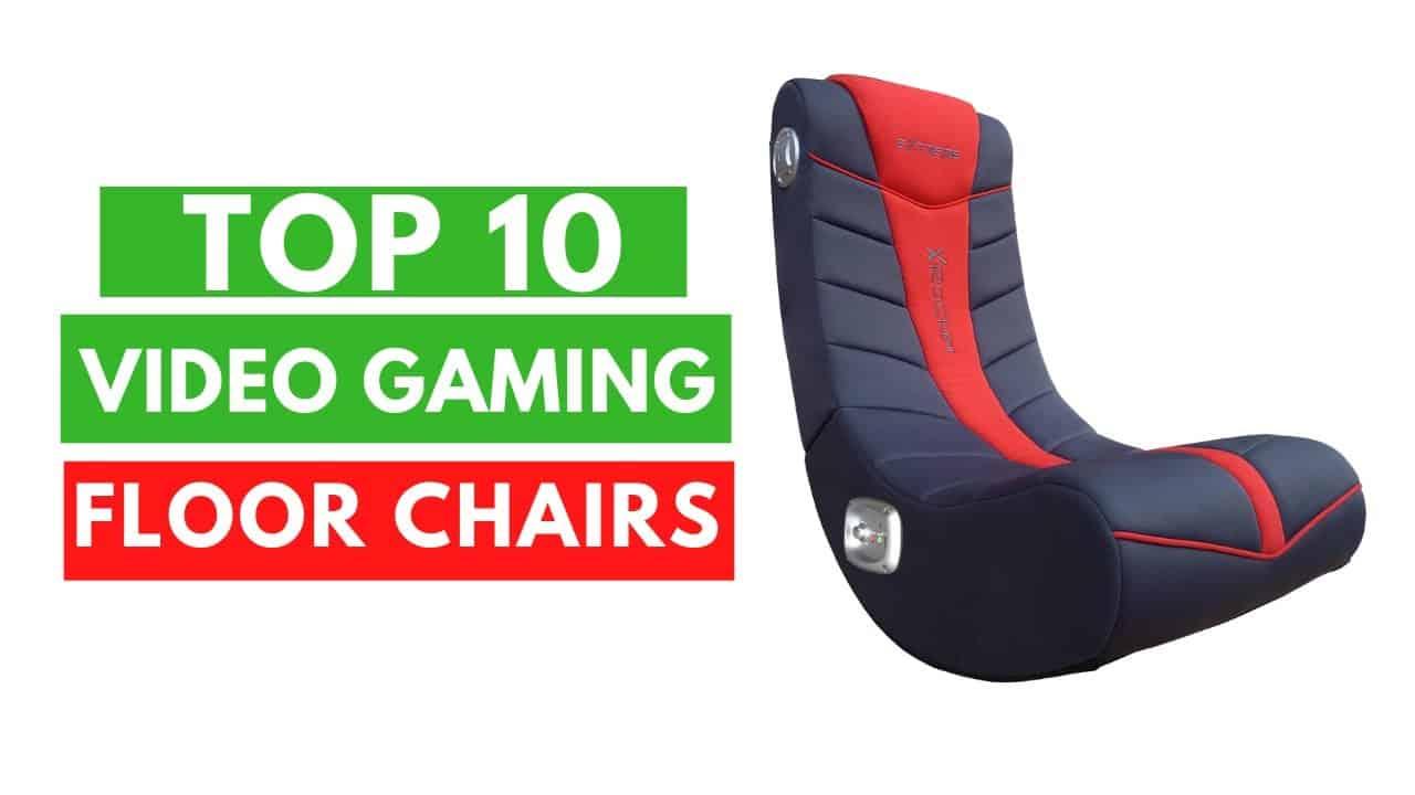 Top 10 Best Floor Gaming Chair Reviews 2021