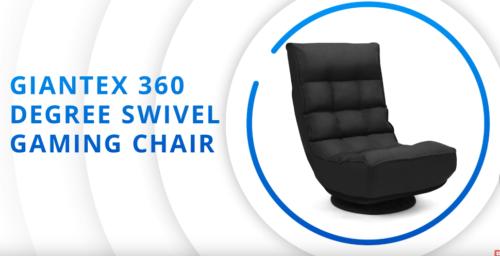 Giantex 360 Degree Swivel Gaming Chair