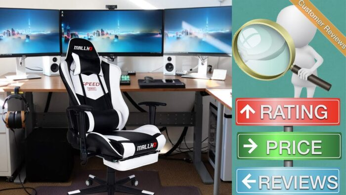polar arora gaming chair