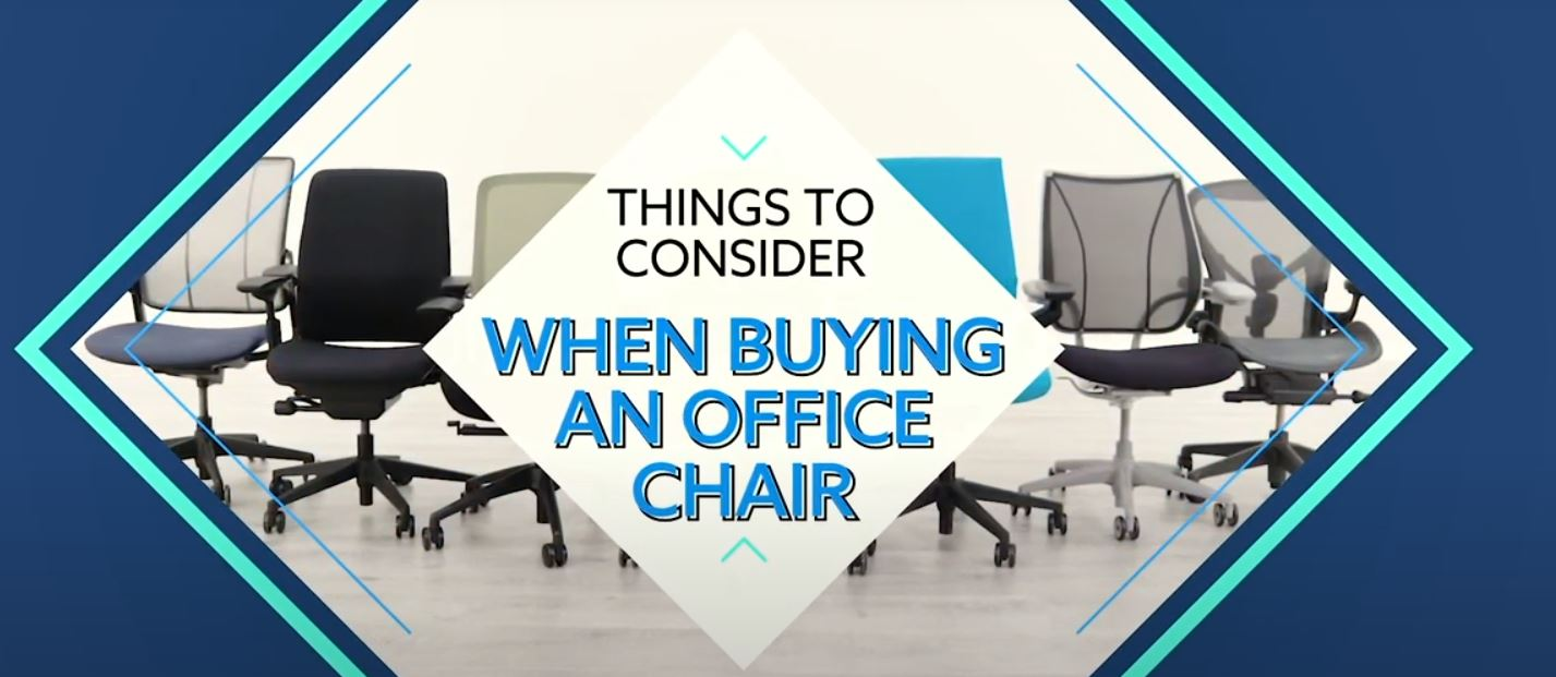 office chair buying