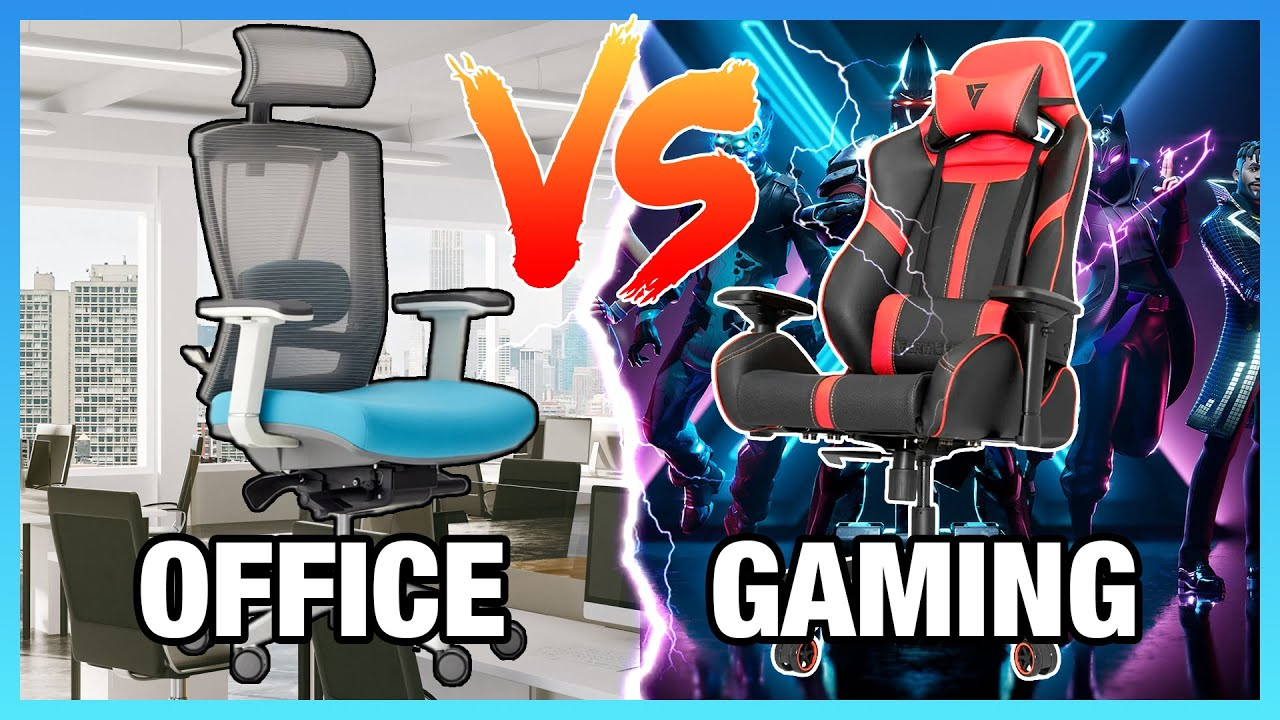 office vs gaming chair