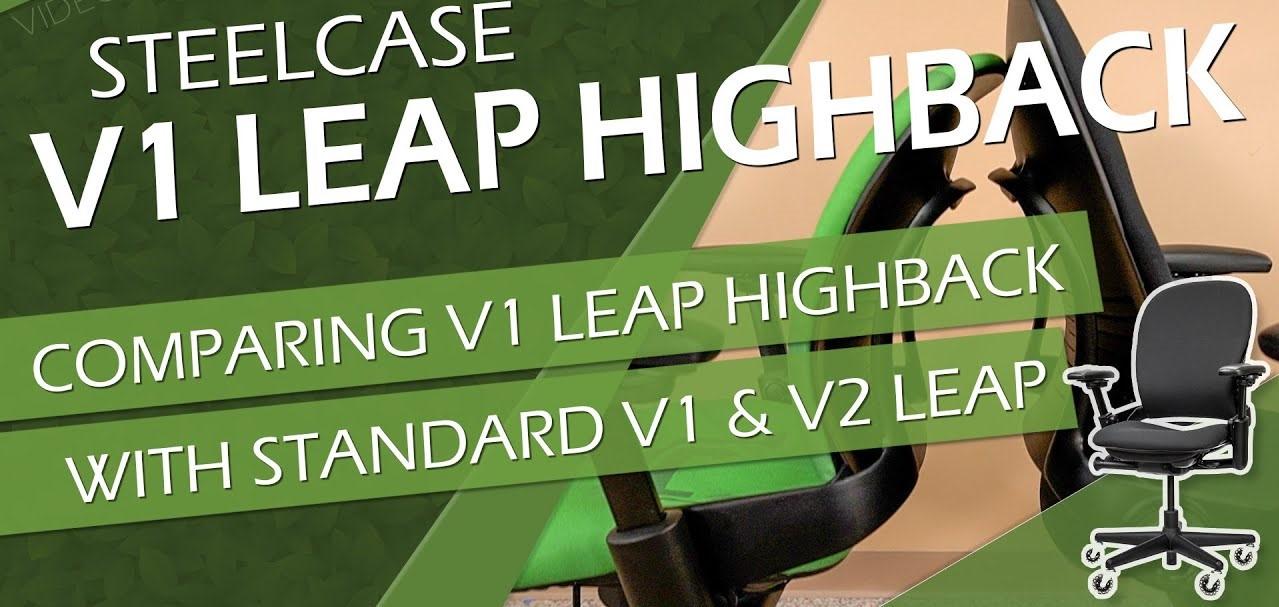 steelcase leap v2