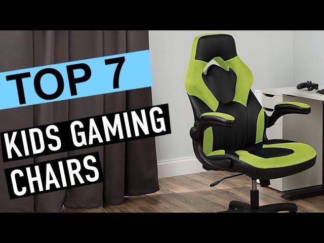 kids gaming chair