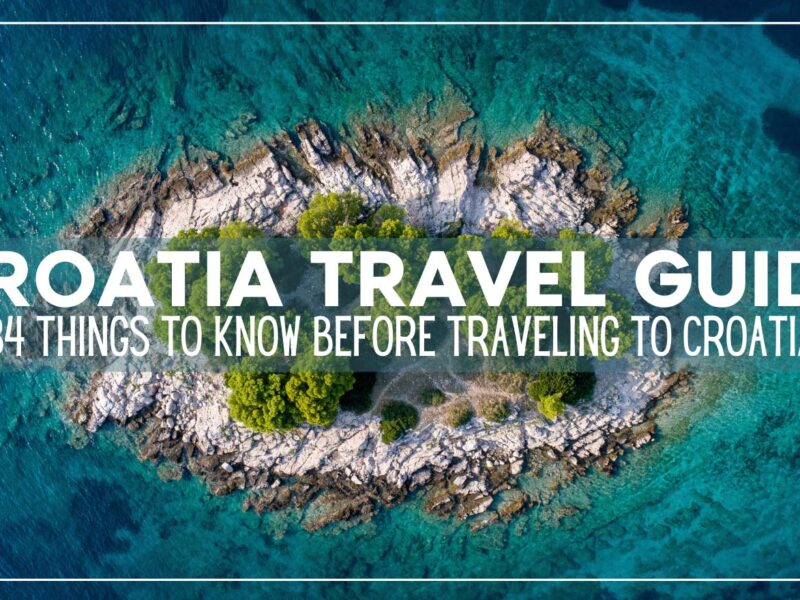 How Safe Is Croatia? Warnings and Dangers Travelers Need to Know
