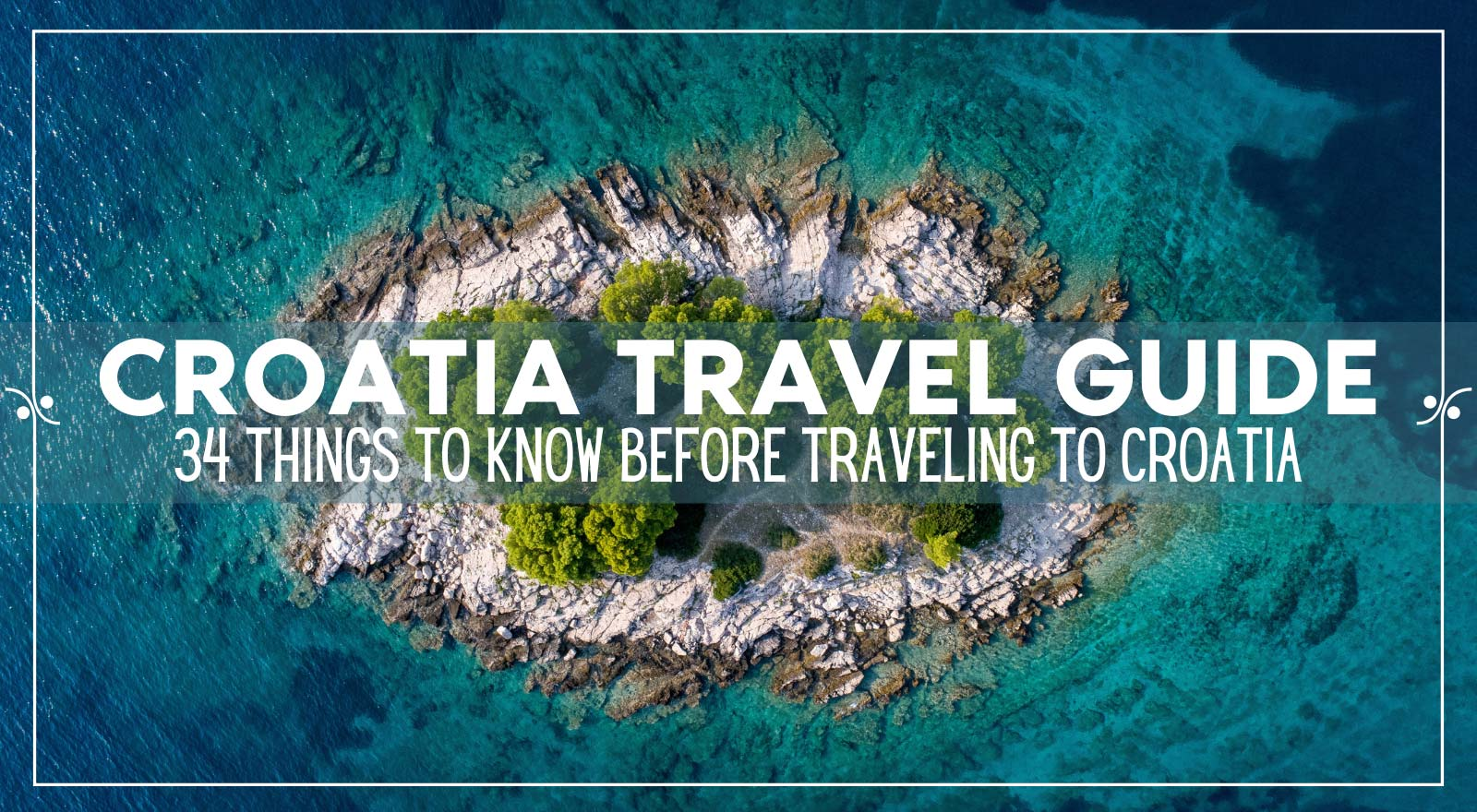 croatia travel guide big