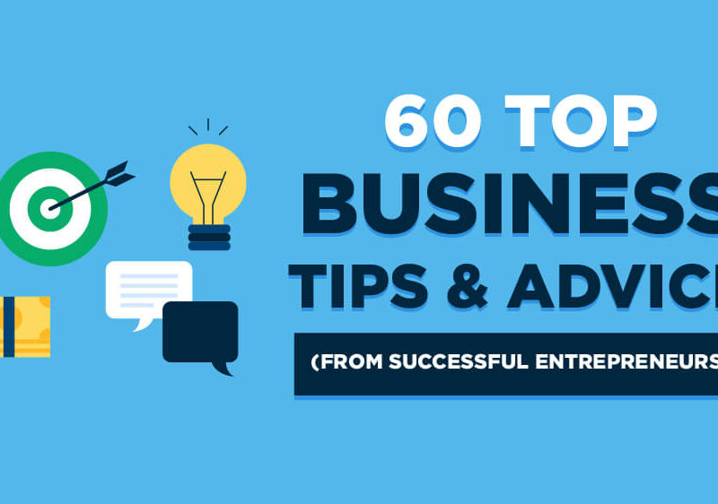 Top 6 Best Business Advice for Startups