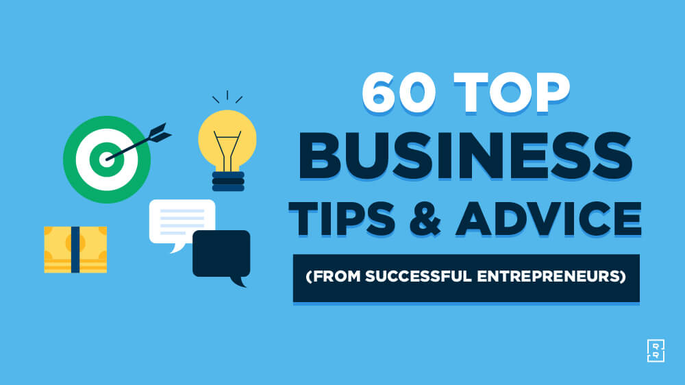 Best Business Advice for Startups