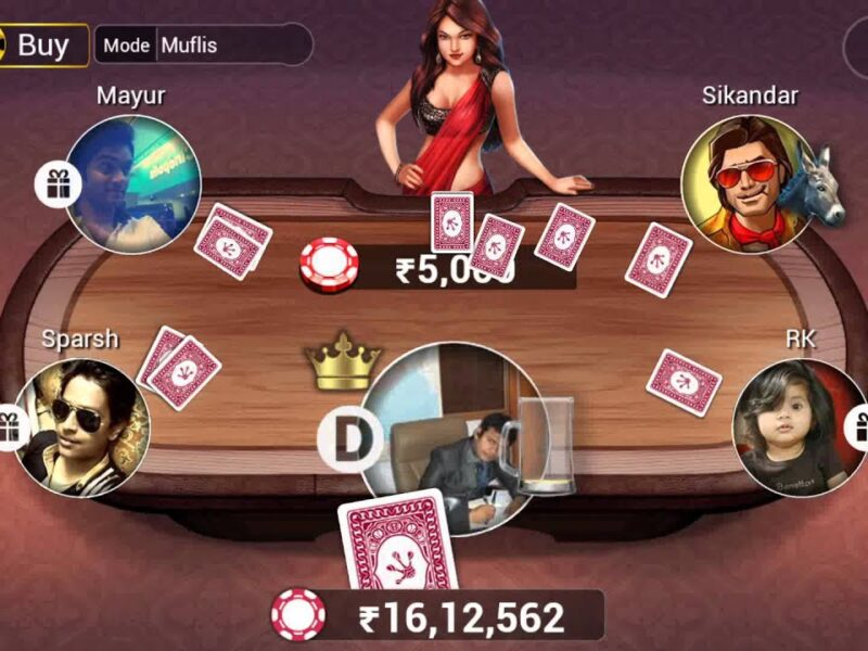 Why is Teen Patti So Popular in India?