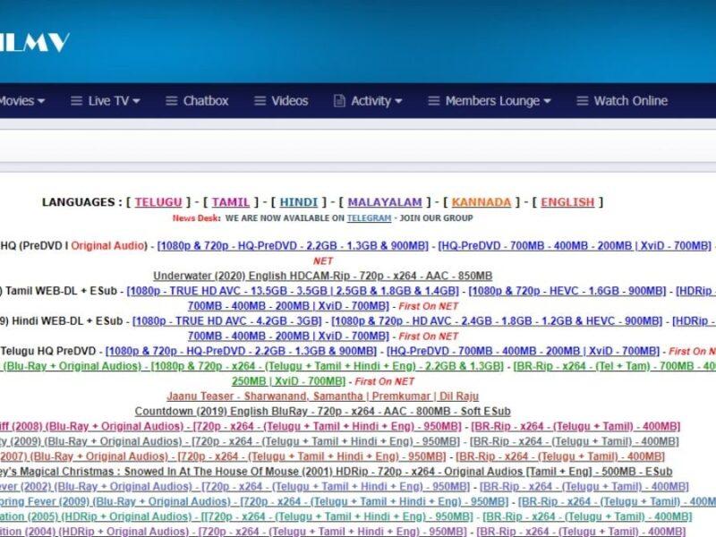 Download The Top Tamil and Telugu Movies Online Using Tamilmv