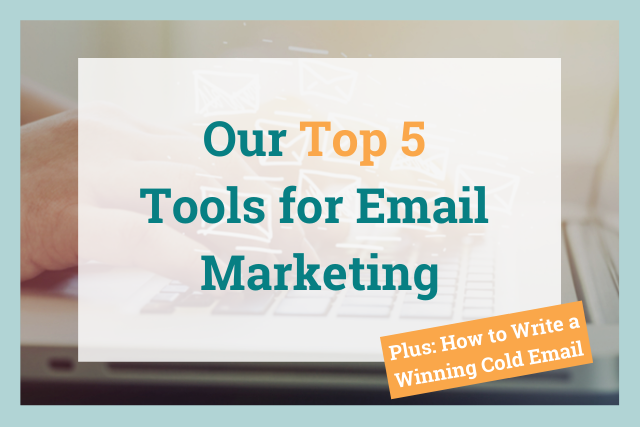 5 Helpful tools to write email for marketing